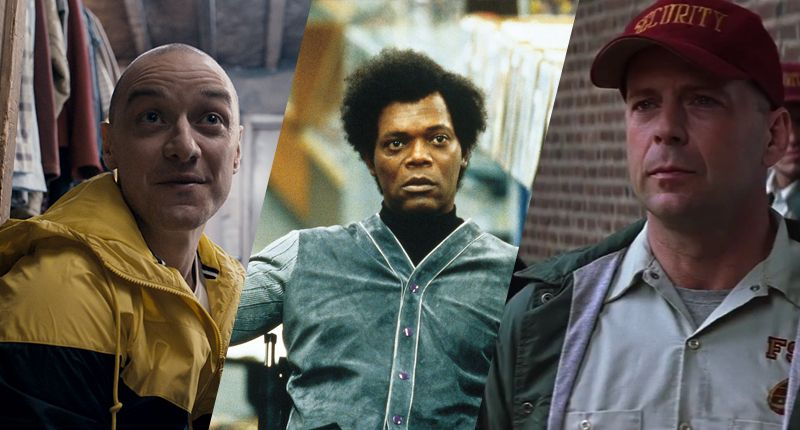 Glass-Shyamalan