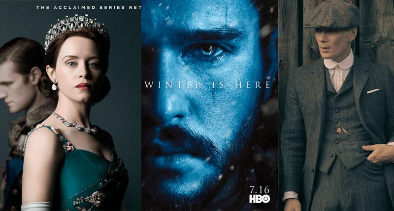 Las 5 series con mejor estreno de temporada en 2017 game of thrones stranger things peaky blinders fargo the crown