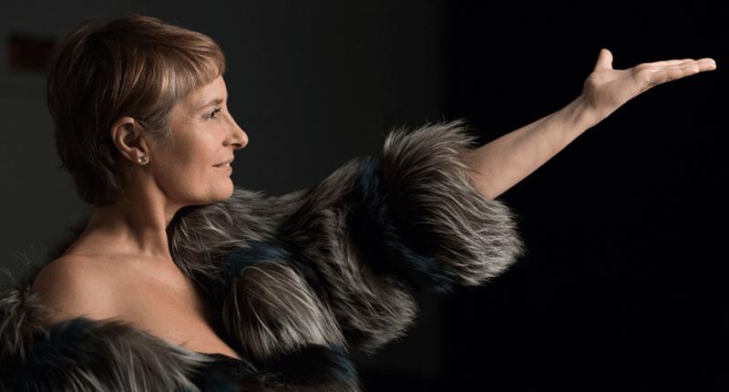 """Assumpta Serna: """"El cine es un espejo de la sociedad en la que vivimos"""""""