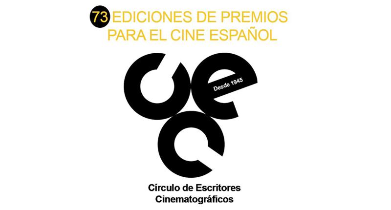 El Círculo de Escritores Cinematográficos se prepara para la gala 2018
