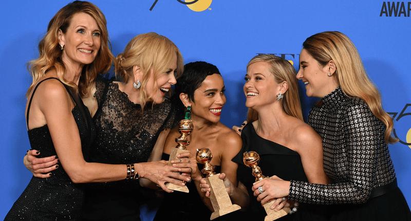 Globos de Oro 2018: el instante más claro