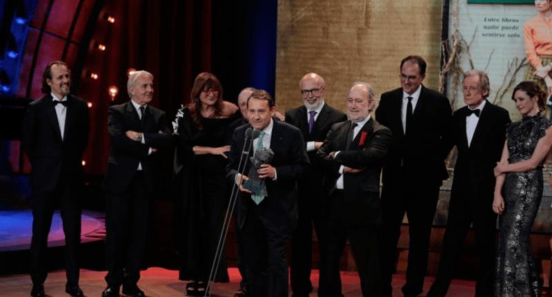 La librería Isabel Coixet Premios Goya 2018
