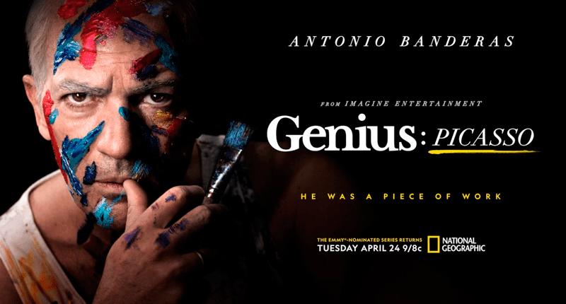 Presentada la serie 'Genius: Picasso', con Antonio Banderas