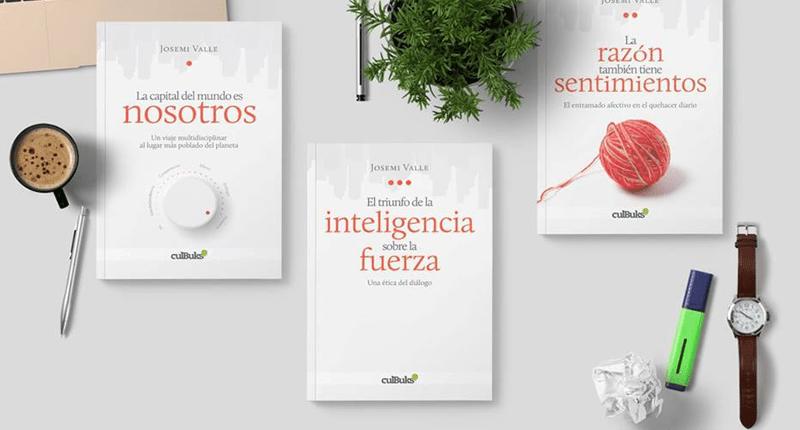 Josemi Valle presenta 'El triunfo de la inteligencia sobre la fuerza'