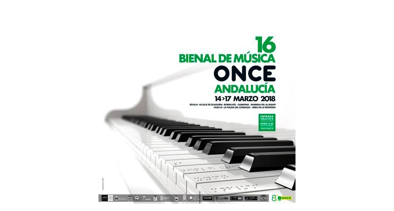 Mañana comienza la XVI Bienal de Música de la ONCE