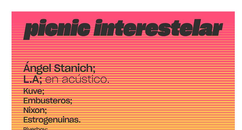 Picnic Interestelar ya tiene cartel para su próxima edición