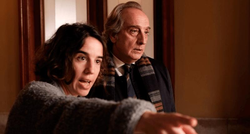 Matar al padre, de Movistar+, participa en el Festival de Málaga
