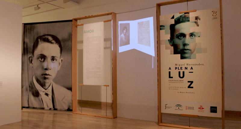 Miguel Hernández, A plena luz