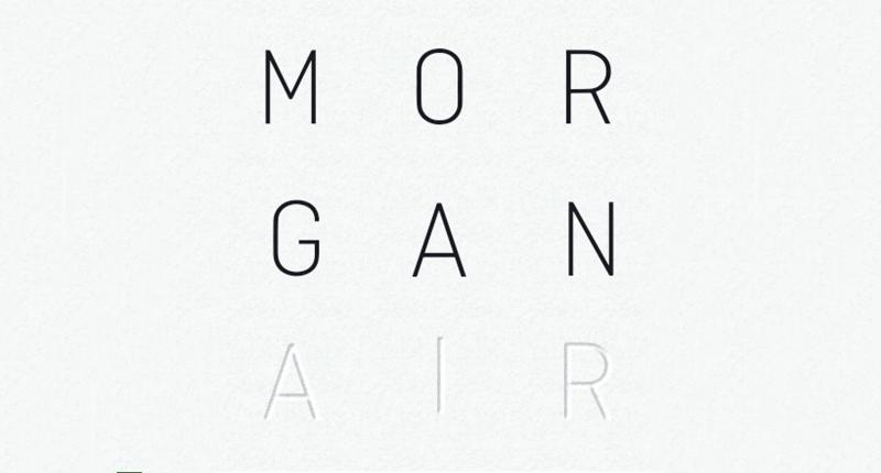 Morgan cautiva con `Air´