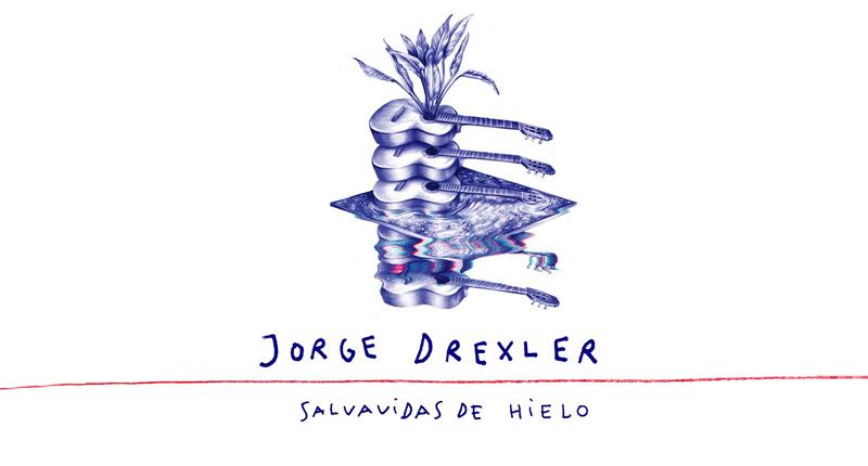 Jorge Drexler sorprende una vez más con su 'Salvavidas de hielo'