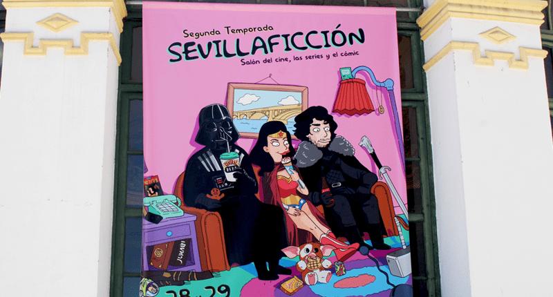 Sevilla Ficción se afianza tras su segunda edición