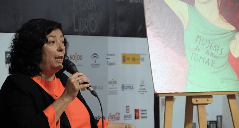 Almudena Grandes abre la Feria del Libro de Sevilla 2018