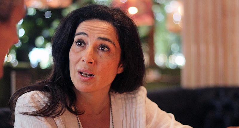 """Cristina López Barrio: """"Niebla en Tánger es un homenaje a la literatura"""""""