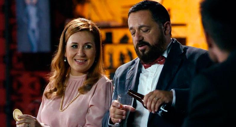 El intercambio, una disparatada comedia de Ignacio Nacho