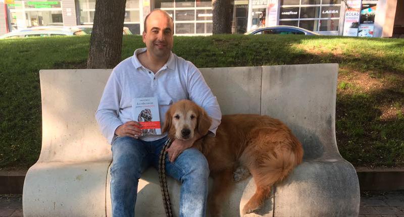 """Emilio Ortiz: """"Conocer a mi perro Spock me cambió la vida"""""""