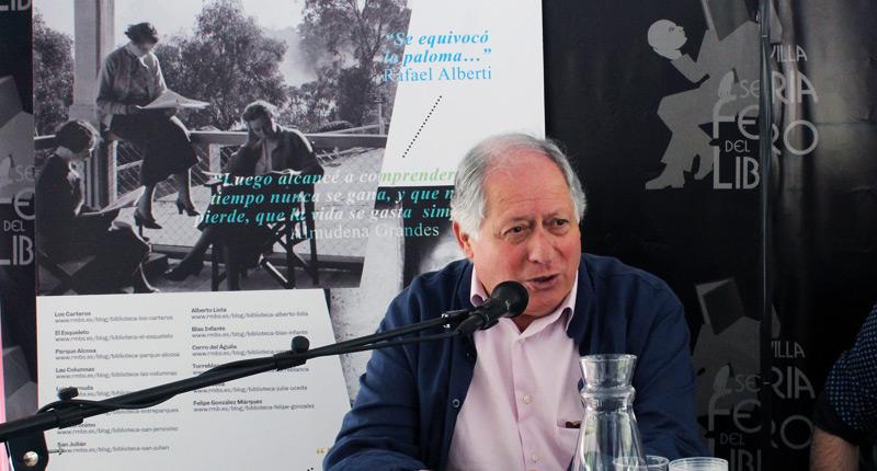 """Felipe Alcaraz: María Teresa León es una mujer de muerte imposible"""""""