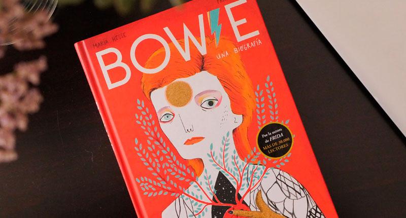 Bowie: La biografía que hace justicia a David Robert Jones