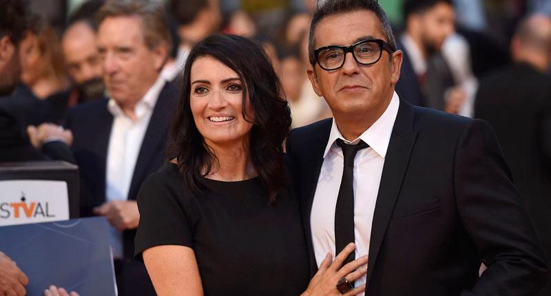 Silvia Abril y Andreu Buenafuente, presentadores de los Premios Goya 2019