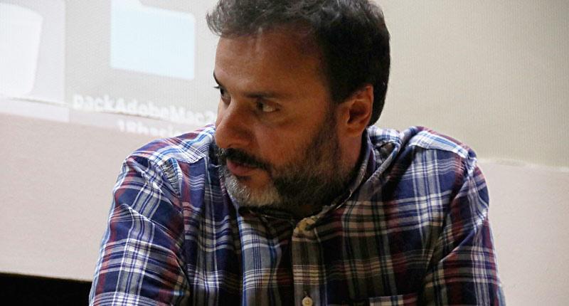 """Alfonso Cortés-Cavanillas: """"Estaría rodando toda la vida sin problema; no me canso nunca"""""""