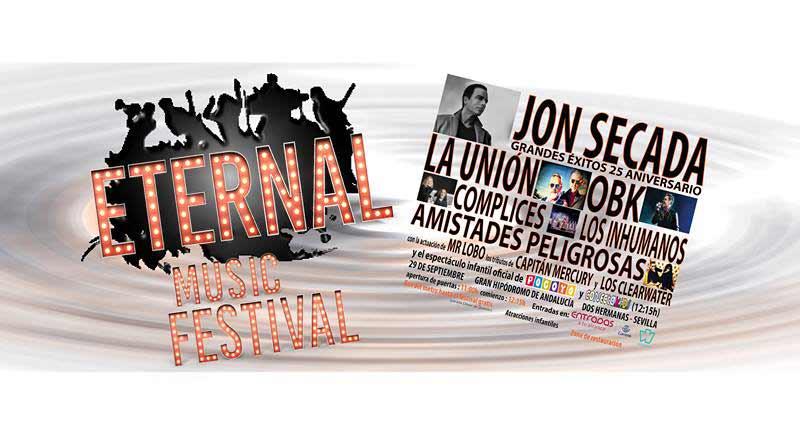Dos Hermanas acoge el Eternal Music Festival