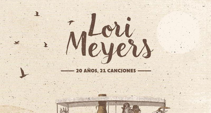 Lori Meyers anuncia recopilatorio 20 aniversario
