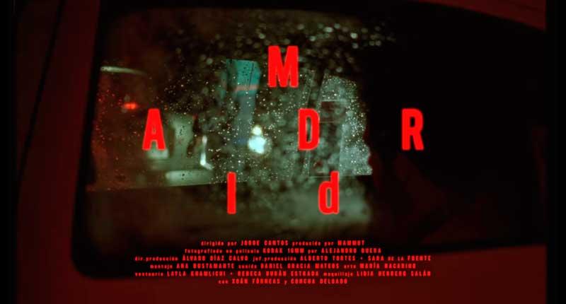 Xoel López presenta el videoclip de 'Madrid'