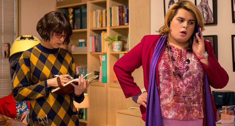 Por qué nos encanta la segunda temporada Paquita Salas