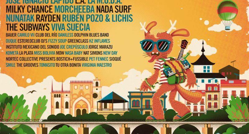 Sonorama Ribera cierra su cartel de 2018