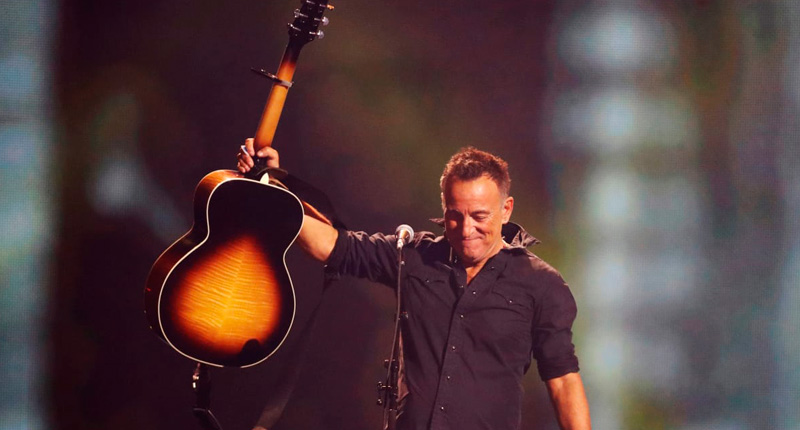 Netflix prepara la película 'Springsteen on Broadway'
