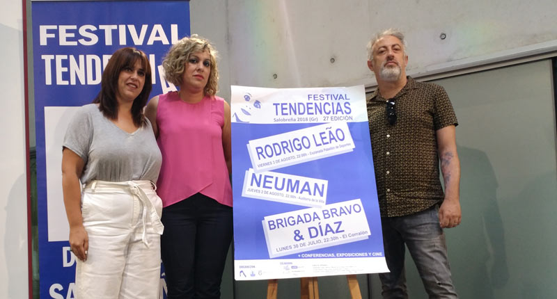 El Festival Tendencias presenta su programa oficial