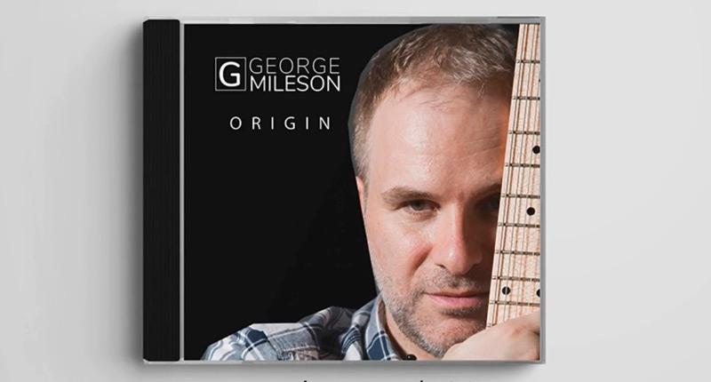 Origin, nuevo disco de George Mileson