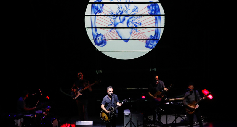 Jorge Drexler sigue su gira en el Festival de la Guitarra de Córdoba