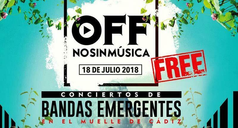 Presentado el cartel del Off No Sin Música