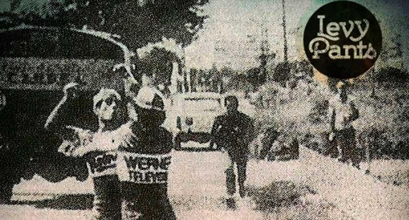 Mi Otra Vuelta, el segundo single de Levy Pants