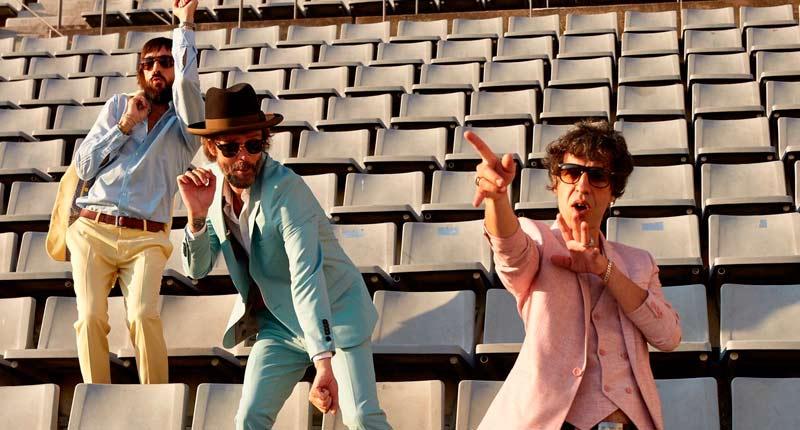 Sidonie estrena el videoclip de su canción 'Maravilloso'