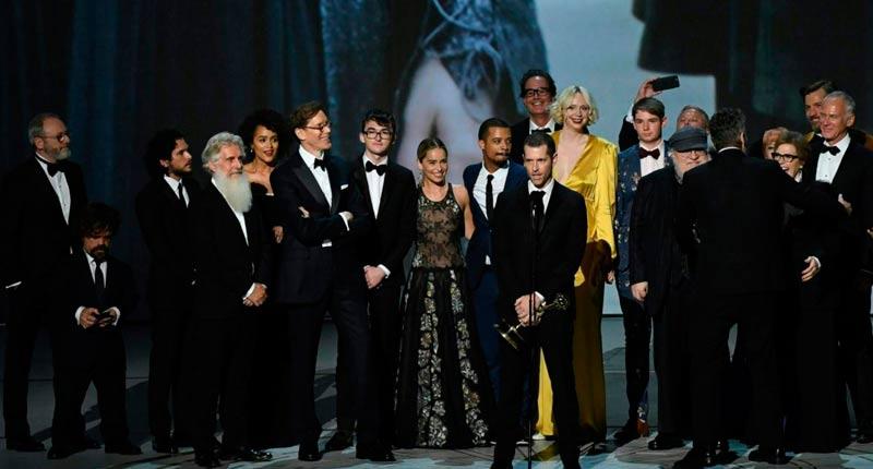 La gala de los Premios Emmy 2018 proclama a sus triunfadores