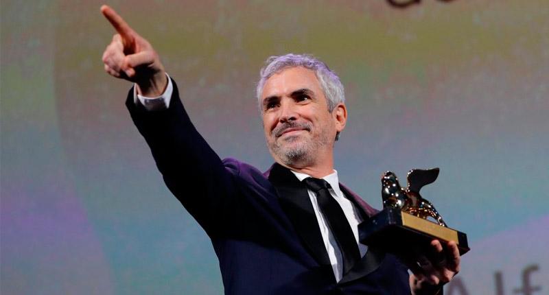 Festival de Venecia Roma, de Alfonso Cuarón, gana el León de Oro