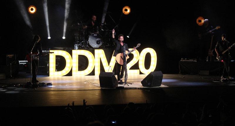 David DeMaría, que veinte años no es nada… o sí