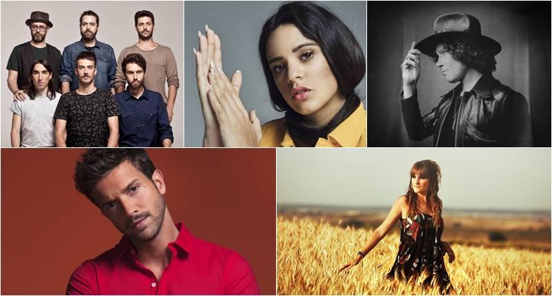Los Premios Latin Grammy 2018 anuncia sus candidaturas