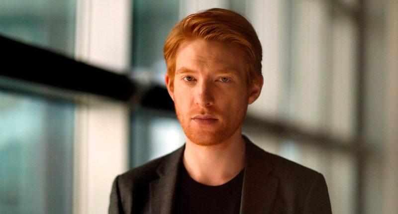 Domhnall Gleeson protagoniza la nueva comedia de HBO