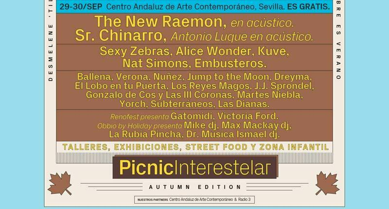 Picnic Interestelar regresa con una nueva edición