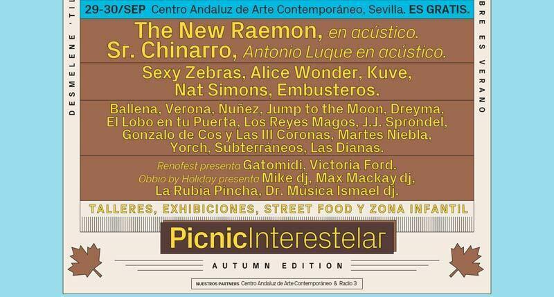 Picnic Interestelar regresa con una nueva edición