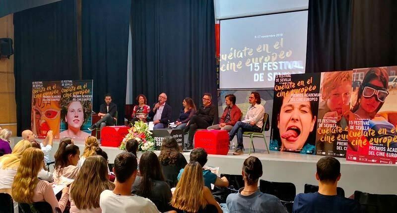 El Festival de Cine Europeo de Sevilla y su compromiso con los jóvenes