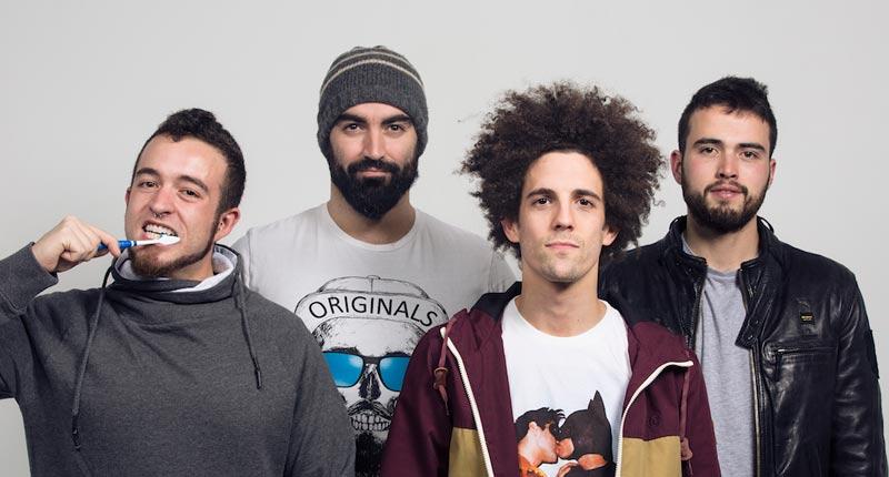 Ciclocéano presenta el primer single de 'Líneas de Meta'