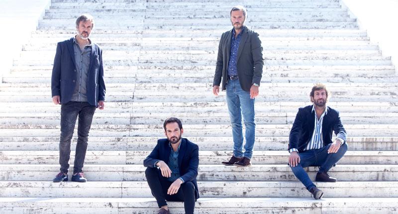 Full presenta 'Historia perdida', tema de su nuevo disco