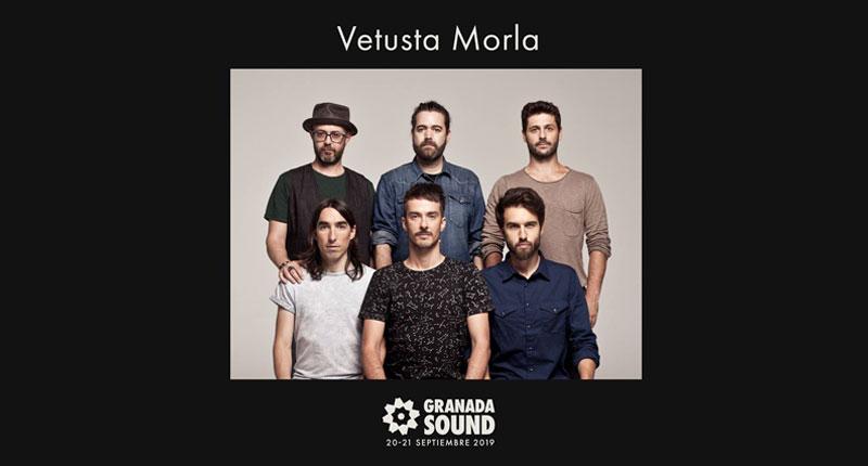 Vetusta Morla, primera confirmación de Granada Sound 2019