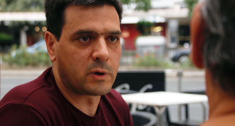 "Jaume Caro Prados: ""Mi novela habla de la necesidad de España de autoperdonarse"""