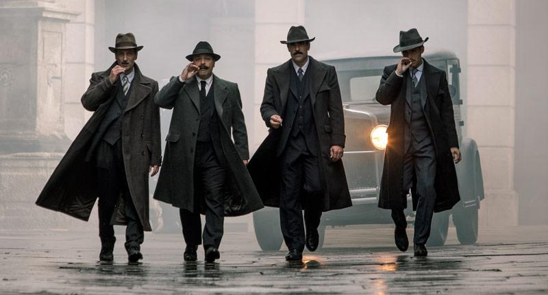 La sombra de la ley, un thriller histórico en la Barcelona de los años 20