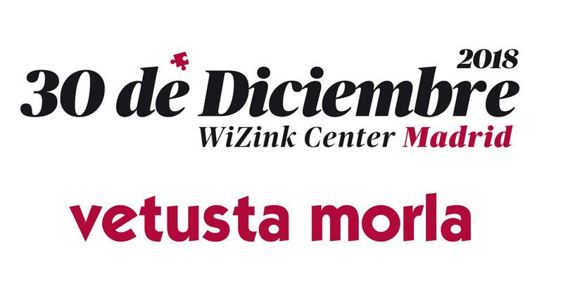 Vetusta Morla, el 30 de diciembre, en el Wizink Center Madrid