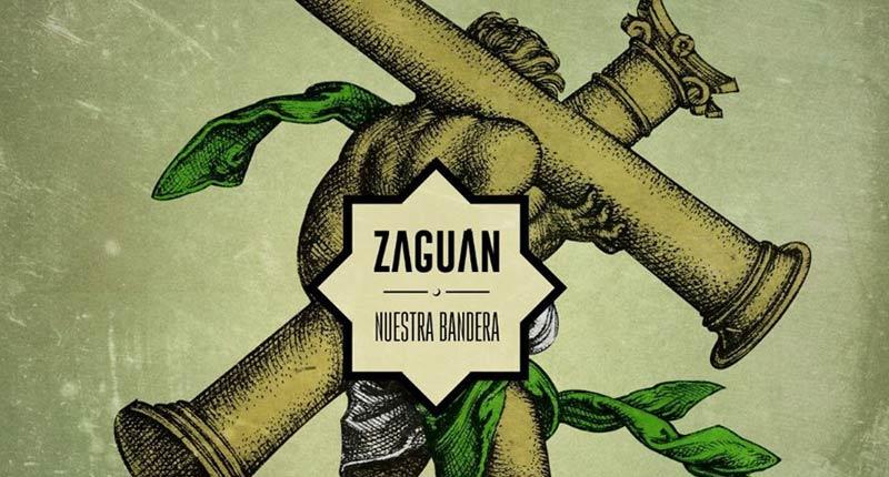 Zaguán regresa con el single 'Nuestra Bandera'